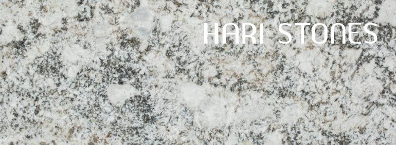 Bianco Typhoon Granite Slabs suppliers