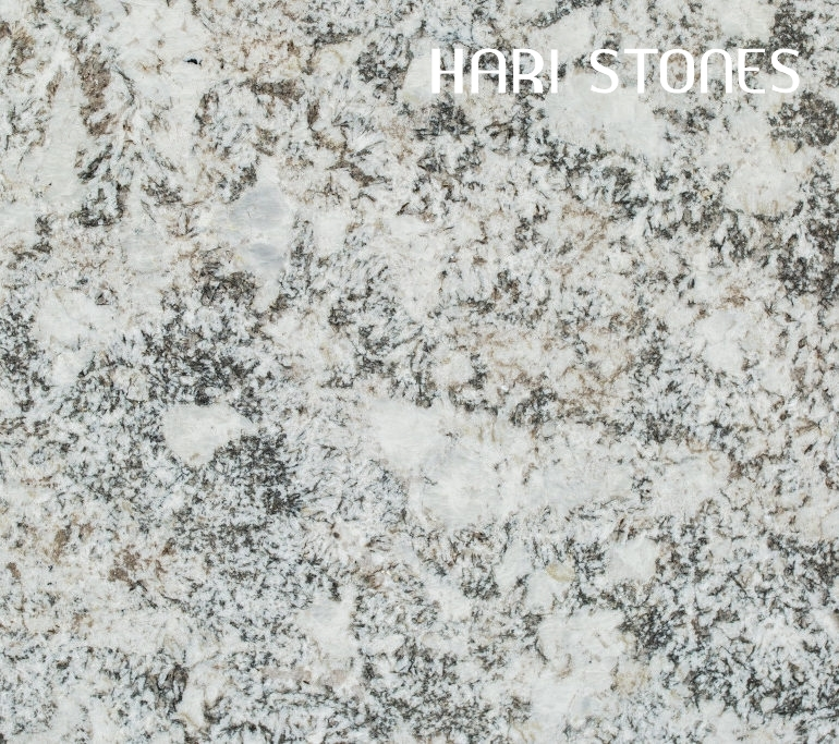 Bianco Typhoon Granite Slabs suppliers