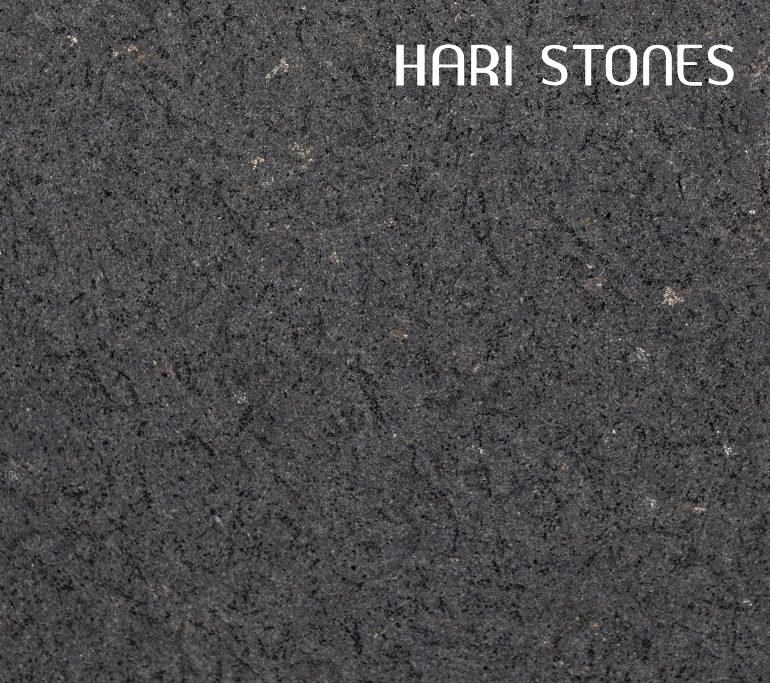 Granite New Cambrian Black Leather
