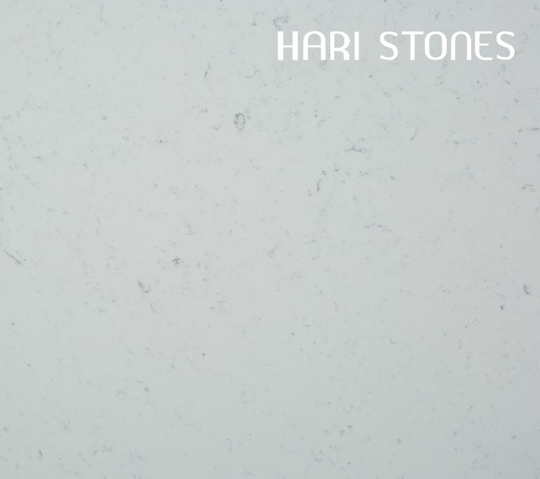 Irah 311 Carrara Grey Quartz Slabs