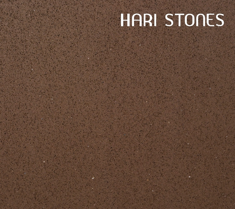 Irah Quartz Glass Brown