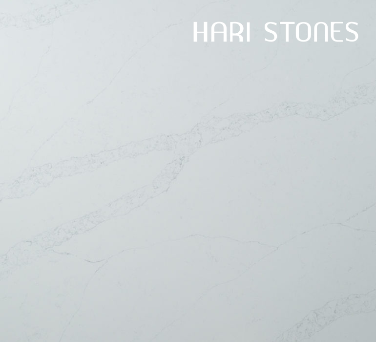 Irah Calacatta V007 A Quartz Slabs Suppliers