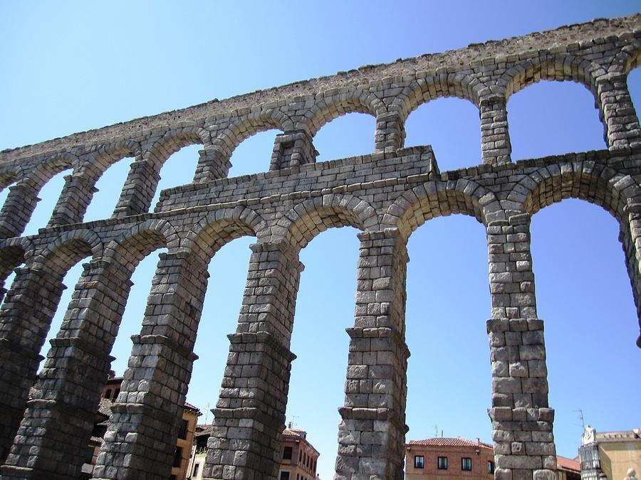 Granite in Rome
